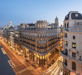 Iberostar Las Letras Gran Via 4*, Madrid