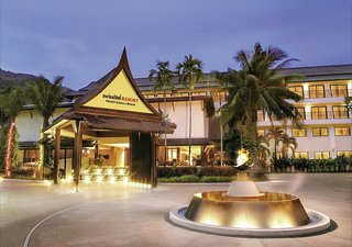 Swissotel Resort Phuket (ex: Courtyard by Marriott at Kamala Beach) 4*, Insel Phuket