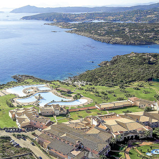 Colonna Resort (ex: Colonna Beach Hotel & Resort) 5*, Arzachena-Porto Cervo