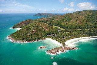 Constance Lemuria Resort 5*, Insel Praslin
