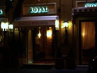 Marcella Royal 4*, Rom
