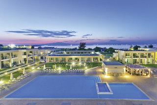 Alea Hotel 4*, Prinos