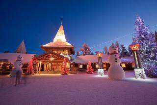 Laponska - Božiček in arktična doživetja