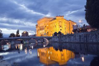 Sarajevo-vikend v mestu