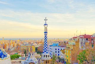 Slikovita Barcelona in Montserat