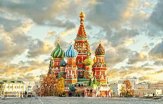 Velika Ruska avantura: Moskva, St. Peterburg in Zlati Prstan