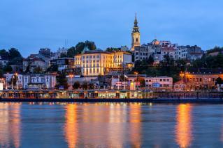 Beograd in Avala
