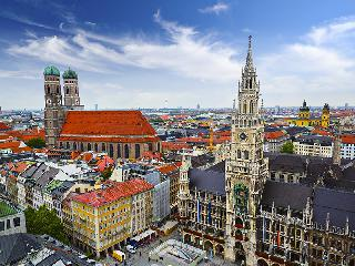 München - Bavarska prestolnica 1dan