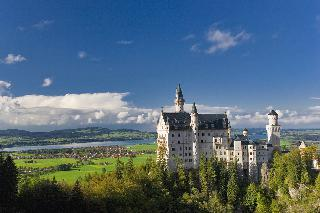 Gradovi Ludvika II. Bavarskega - 3 dni