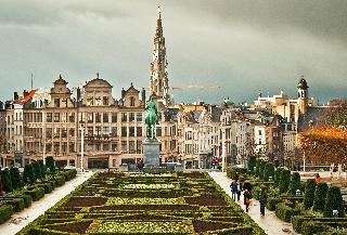 Amsterdam in Bruselj z busom - 6 dni