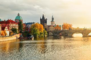 Mogočni gradovi Češke in zlata Praga