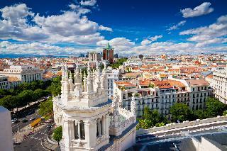 Vikend v Madridu