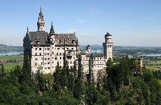 Gradovi Ludvika II. Bavarskega - 2 dni