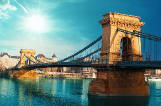 Budimpešta, Bratislava in Dunaj