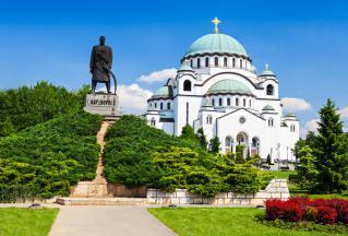 Beograd in Novi Sad