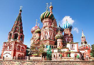 Moskva in St. Peterburg