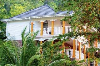 Le Domaine de La Réserve Hotel 4*, Insel Praslin