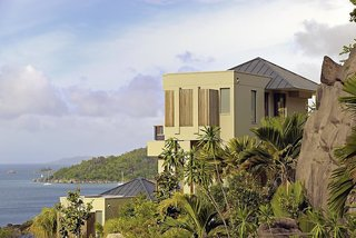 Raffles Praslin 5*, Insel Praslin