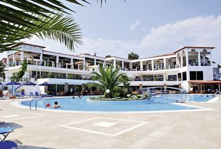 Alexandros Palace Hotel & Suites 5*, Ouranoupolis