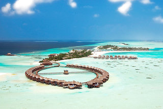 Olhuveli Beach & Spa Resort 4*, Süd Male Atoll