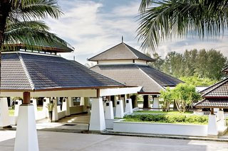 Dusit Thani Krabi Beach Resort (ex: Sheraton Krabi Beach Resort) 5*, Krabi
