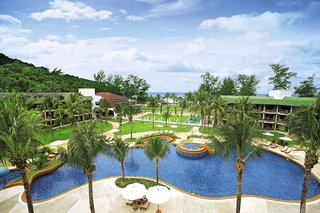 Katathani Phuket Beach Resort 4*, Kata Noi Beach