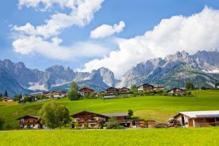 Gorski zdravnik in Dolomiti