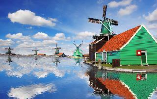 Amsterdam in Nizozemska