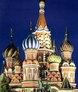 Moskva, magična ruska prestolnica 4 dni
