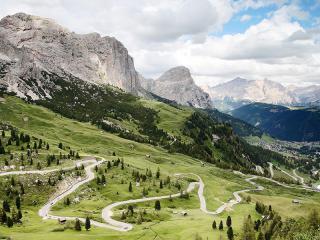 Dolomiti in Marmolada