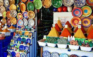 Maroška pravljica, leti iz bližnjih letališč