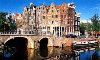 Amsterdam 3 dni