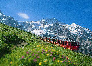 Zahodna Švica in Jungfraujoch 4 dni
