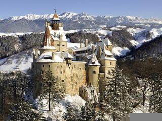 Zimska pravljica v Romuniji  6 dni