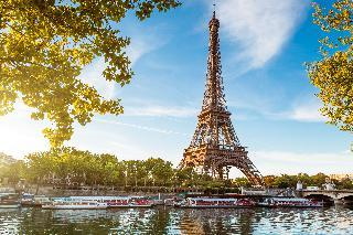 Pariz in Alzacija - francosko podeželje