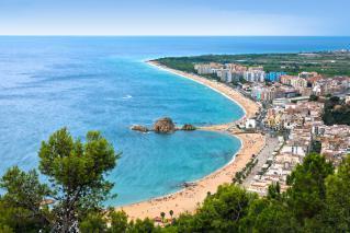 Barcelona in počitnice na Costa Bravi