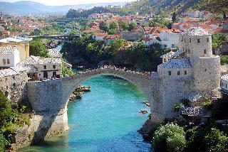Sarajevo,Mostar in počitnice v Dalmaciji