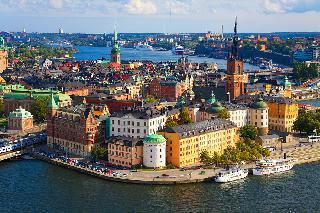 Od Stockholma do Kopenhagna