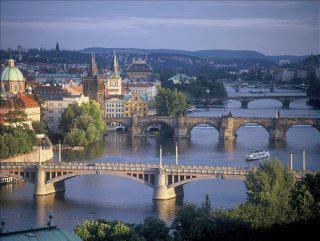 Zlata Praga 3 dni