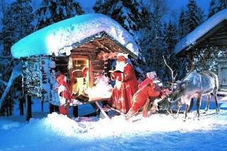 K Božičku v goste 3 dni