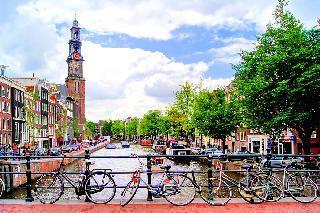 Amsterdam z letalom - 3 dni