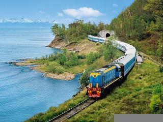 Od Moskve do Bajkalskega jezera 10 dni