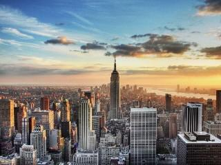 VIKEND V NEW YORKU