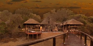 Moditlo River Lodge 4*, Hoedspruit