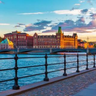 Stockholm, Helsinki in Talin