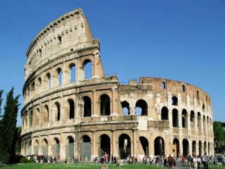 Rim s hitrim vlakom - na poti med angeli in demoni 4 dni