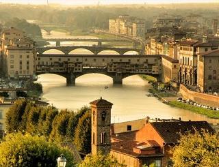Vikend v Firencah s hitrim vlakom 2 dni