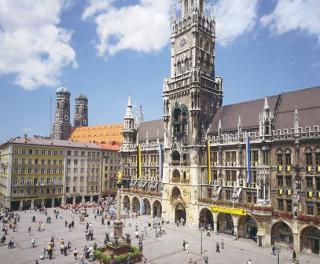 Štirje bavarski gradovi in München 3 dni
