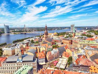 Štiri prestolnice severa (Riga, Talin, Stockholm, Helsinki)