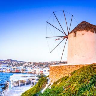 Mikonos in antična Grčija, 7 dni